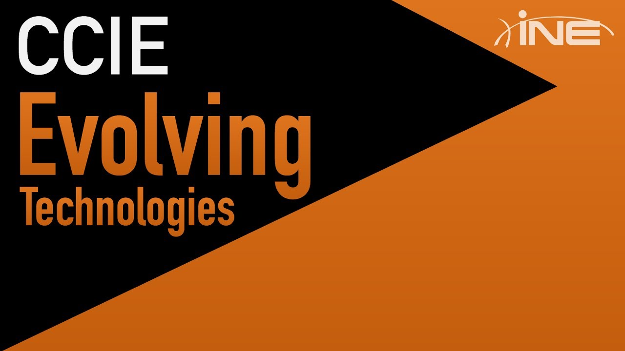 Cisco CCIE Evolving Technologies Introduction