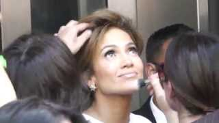 Jennifer Lopez shares Beauty Tips