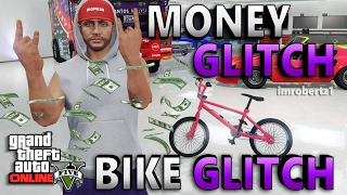 GTA 5 Online - SOLO MONEY GLITCH BMX BIKE IN GARAGE CAR SLOT GLITCH! RARE CARS FREE (GTA 5 Glitches)