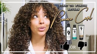 A Full Review of Bounce Curl Products!