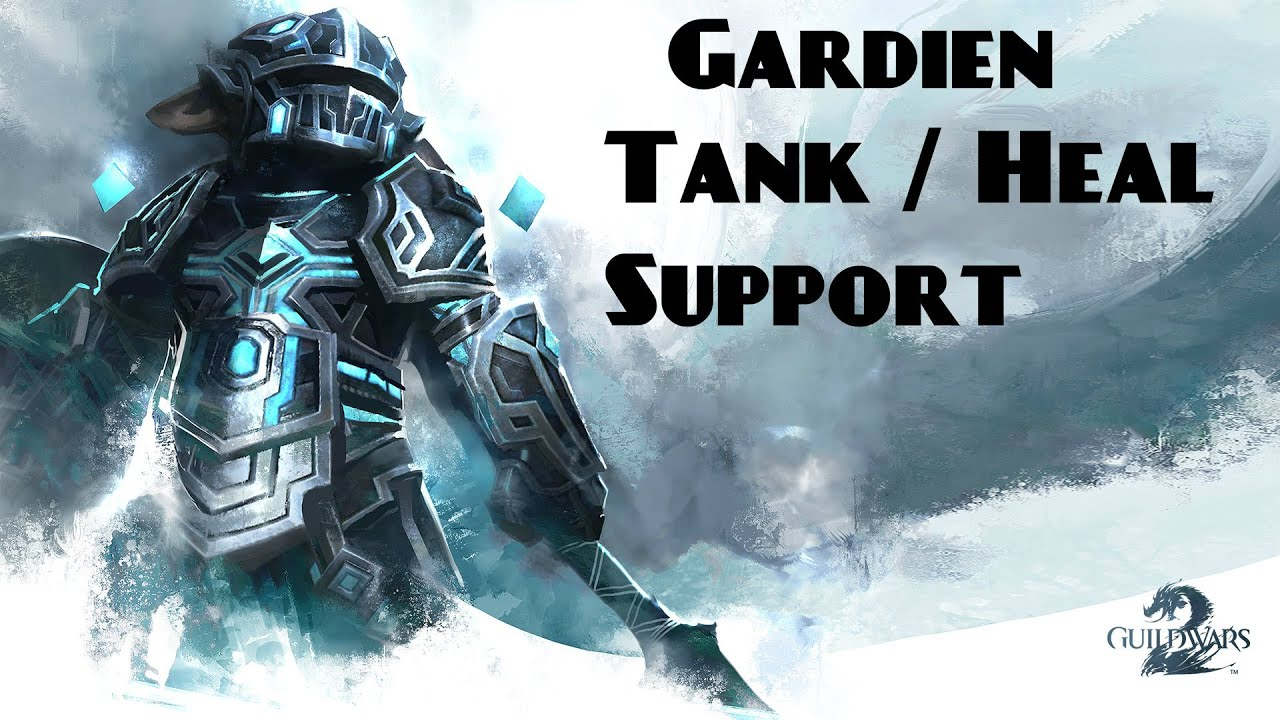 Guild Wars  Guardian Tank Support Build