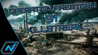 Battlefield 4: Operation Firestorm Turnaround | 91 - 0 Rampage