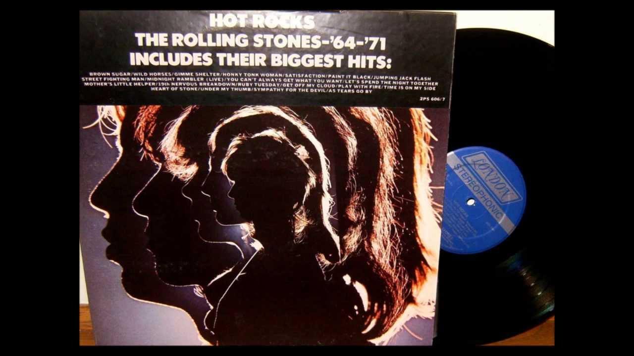 Brown Sugar , The Rolling Stones , 1971 Vinyl