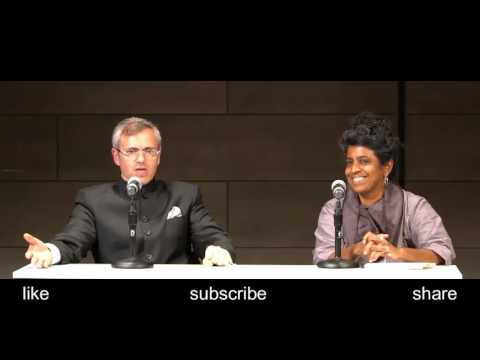 Omar Abdullah's Great Reply to Pakisani Lady