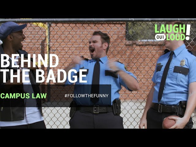 Behind The Badge   Campus Law Ep 5   LOL Network