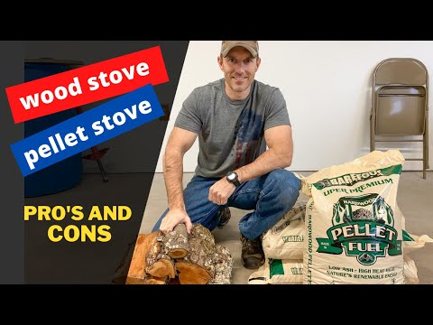 Pros And Cons To Wood And Wood Pellets
