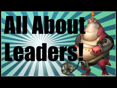 Lords Mobile: Selecting Your Best Leader And How They Work!