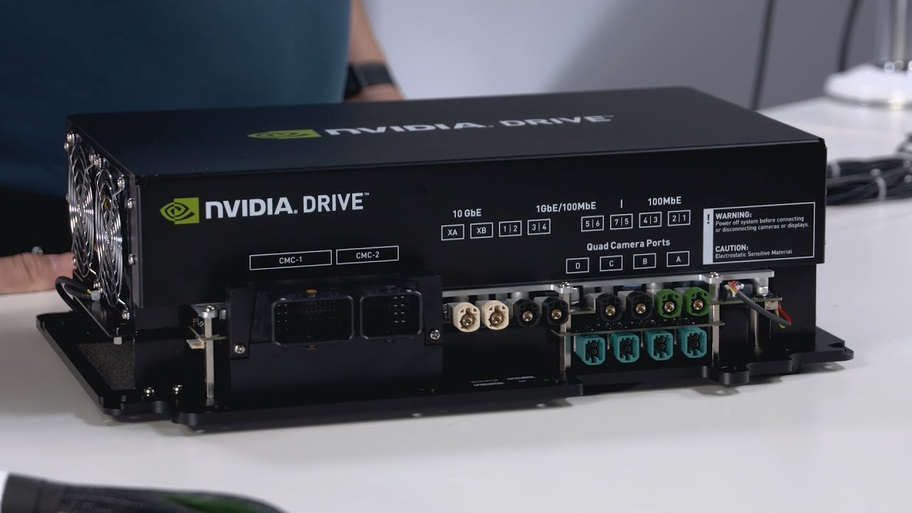 NVIDIA DRIVE AGX Developer Kit | NVIDIA Developer