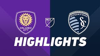 Orlando City SC vs. Sporting Kansas City | HIGHLIGHTS - August 14, 2019