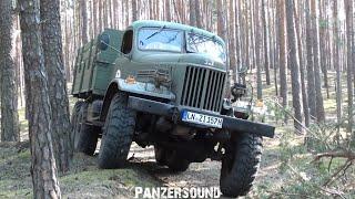 ZIL-157 | Old Soviet Truck