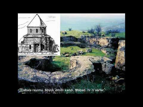 Caucasian Albania and its architecture (1 part)