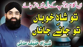Video Tu Shah e Khuban Tu Jan e Jana By Shehzad Haneef Madni download MP3, 3GP, MP4, WEBM, AVI, FLV Juli 2018