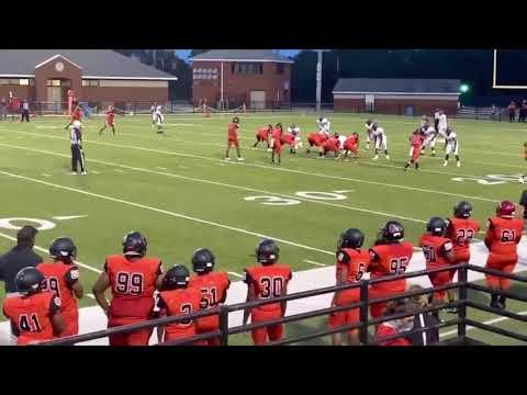Cameron Coleman 2020 Central freshman Academy Highlights 9th grade