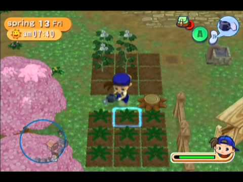 Let's Play Harvest Moon: Magical Melody 07: Up All Night
