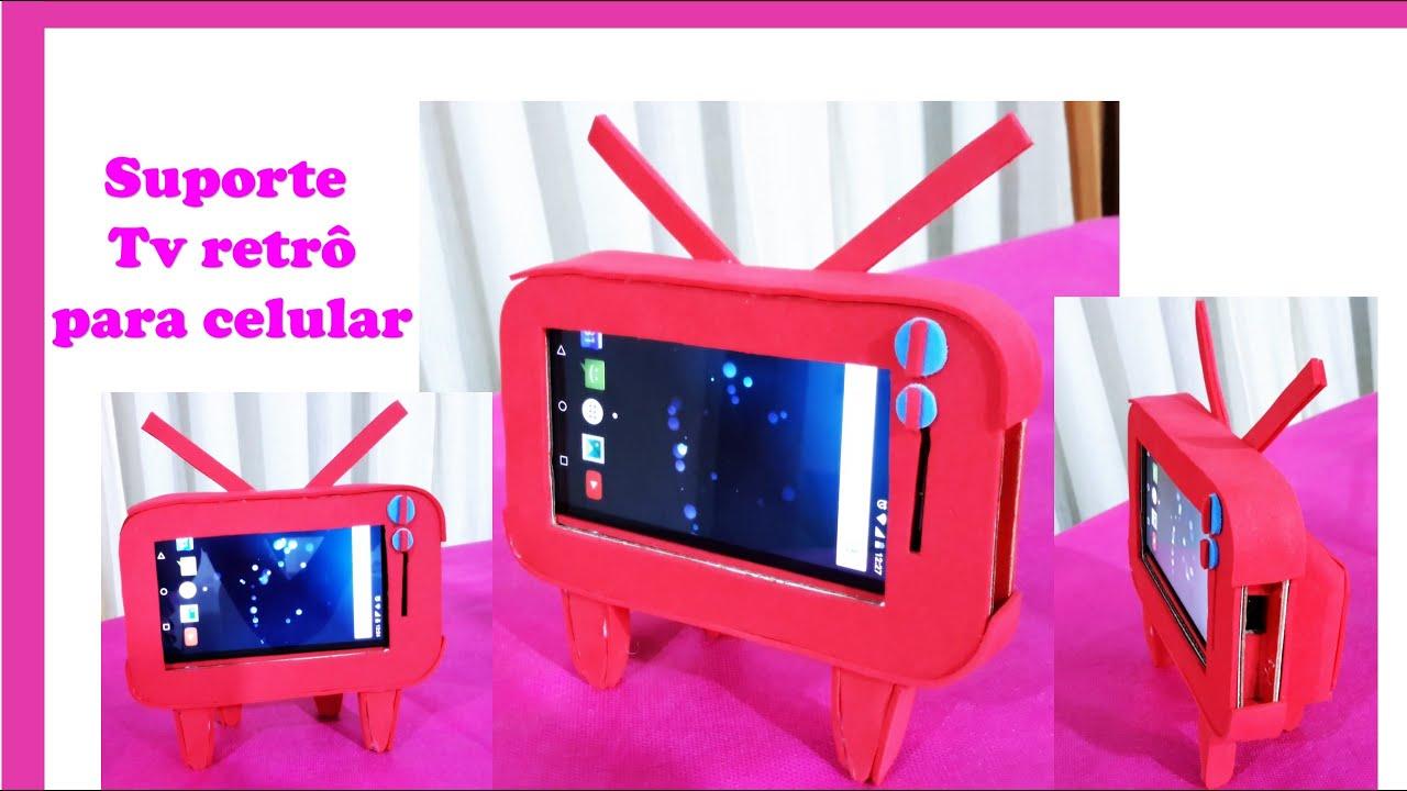 Porta celular e suporte para assistir vídeos!   #B7142F 2560x1438