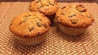 Rasin & Walnut Cupcake