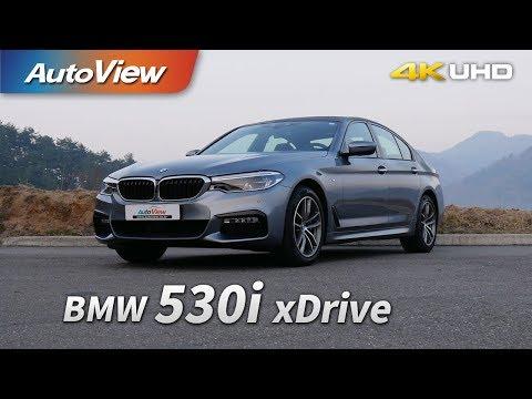 [오토뷰] BMW 530i xDrive (M Sport Pakage Plus) 시승기