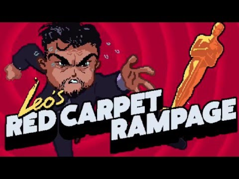 Leo´s Red Carpet Rampage