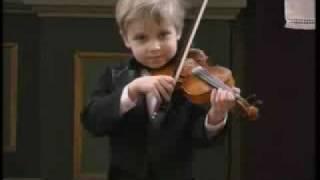 Lucas Wecker - 6 Jahre - Violine - Seitz