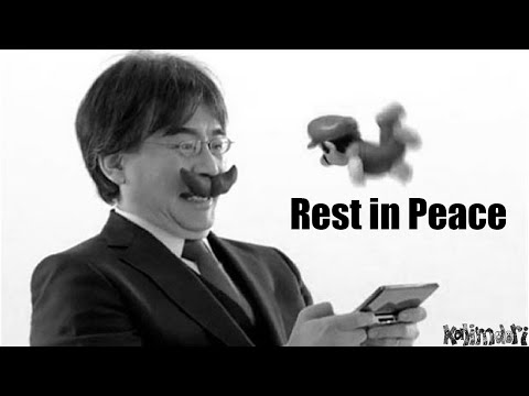 In Honor of Iwata