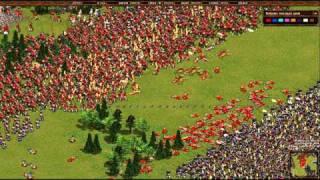 Cossacks, DEF, Saxony vs Saxony