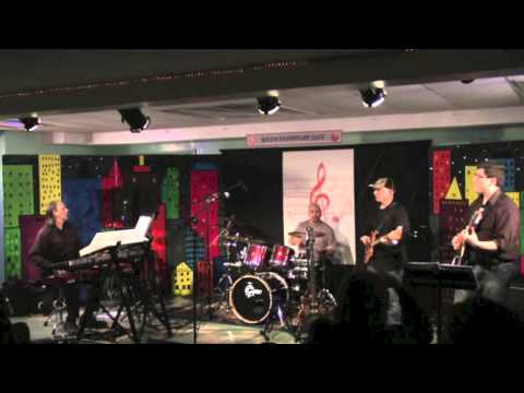 Classic Jazz/Rock fusion revue - Routes - Tribute to Barry Miles - Piktor