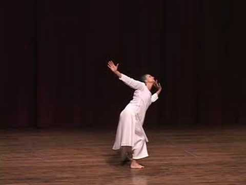 """Suzanne Grace dances """"Letting Yourself Be Loved"""""""