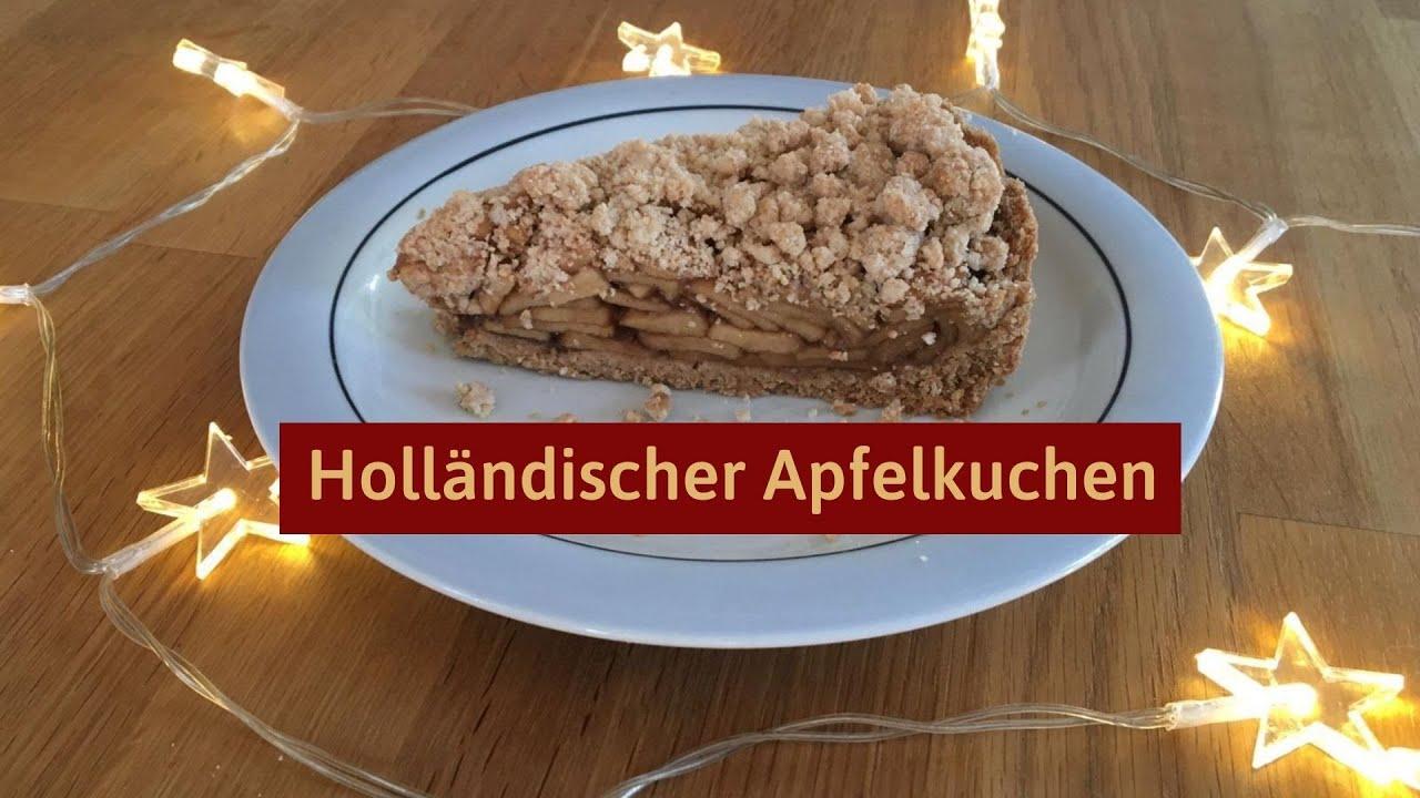 Holländischer Apfelkuchen nach Anthony William Medical Medium