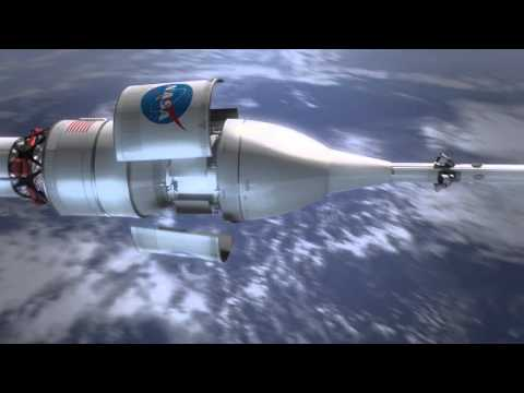 Space Launch System Carries CubeSat Explorers During First Mission