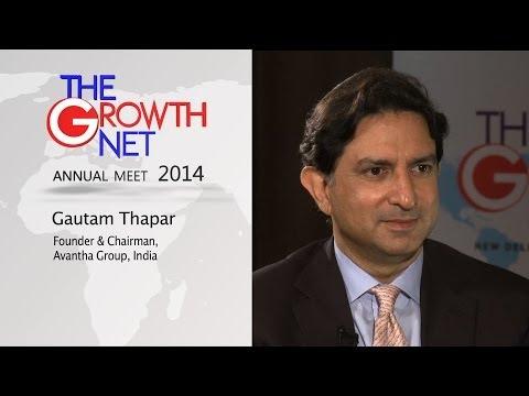 Gautam Thapar, Founder & Chairman, Avantha Group, India
