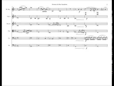 Romance for Bass Saxophone