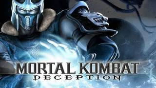 CGRundertow MORTAL KOMBAT: DECEPTION for PlayStation 2 Video Game Review