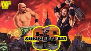 WWF Summerslam 1998 Review | Wrestling With Wregret