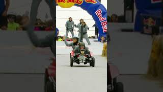 Red Bull Soapbox Passenger Ejections Youtube #Shorts