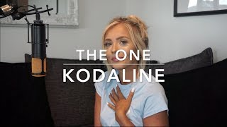 Baixar The One - Kodaline | Cover 👰