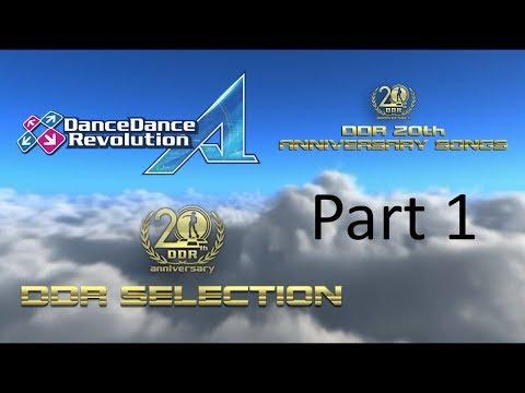 #Dance Dance Revolution A - DDR Selection Part 1 (1st Mix - EXTREME)