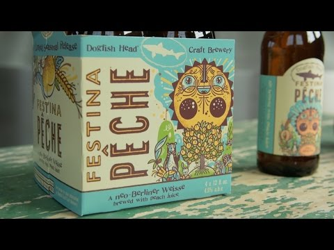 Quick Sip Clip With Dogfish Head: Festina Pêche