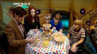 Doctor Who: A TARDIS Tea Party (HQ)