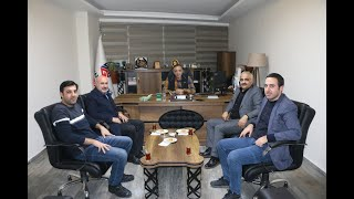 Bölge Müdürü Polat'tan Başkan İnan'a ziyaret