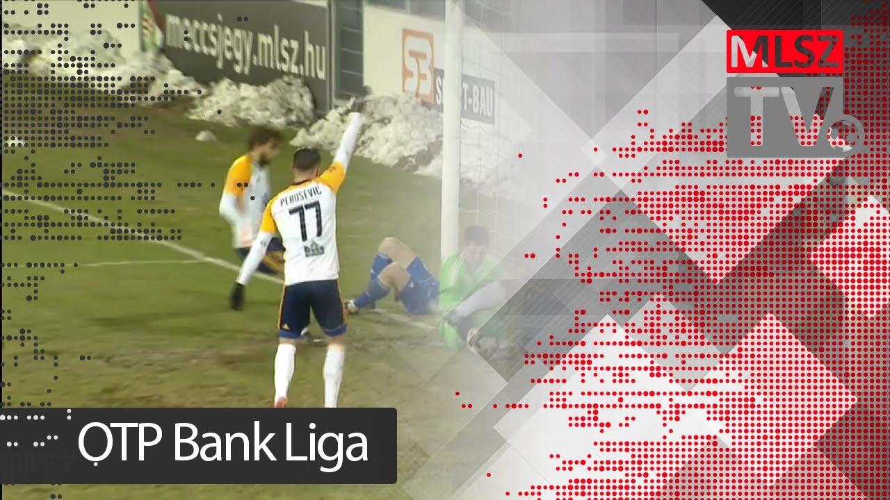 Mezőkövesd Zsóry FC - Puskás Akadémia FC  | 0-0 | OTP Bank Liga | 20. forduló | 2017/2018 | MLSZTV