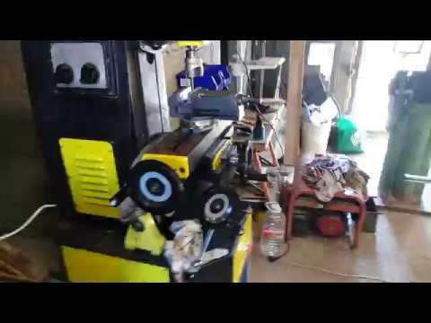 видео: Анонс реставрации точила + движуха в мастерской