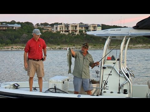Fox Sports Outdoors SOUTHWEST #24 - 2014 Possum Kingdom Striped Bass