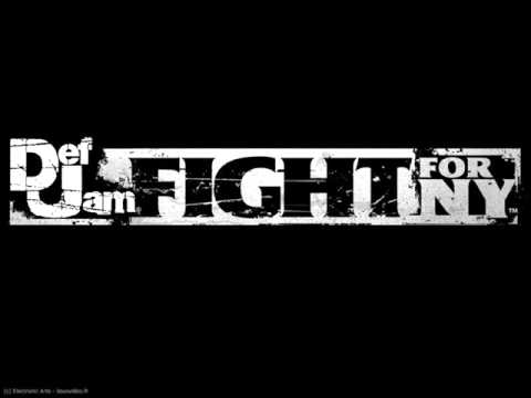 Def Jam Fight For NY- Chiang (Dragon House).