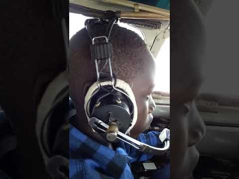 Youngest Pilot  in South  sudan