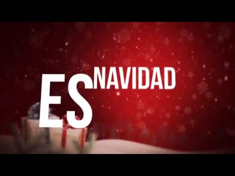 Ya Es Navidad Video Lyric -  Dama - Ft. Rasel - Ft.Dkb - Ft.Urbano