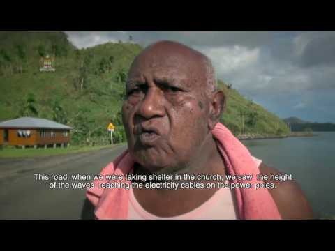 Nations Business - Tropical Cyclone Winston -  Northern Division.