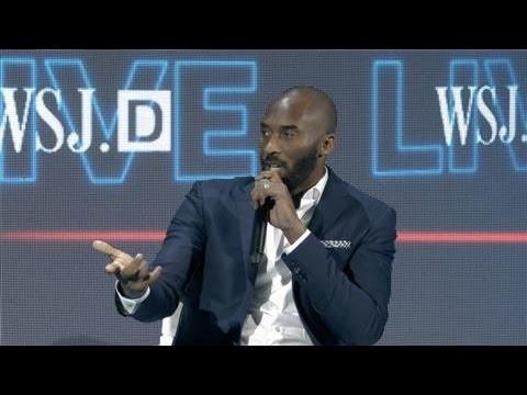 Kobe Bryant On Starting His Fund