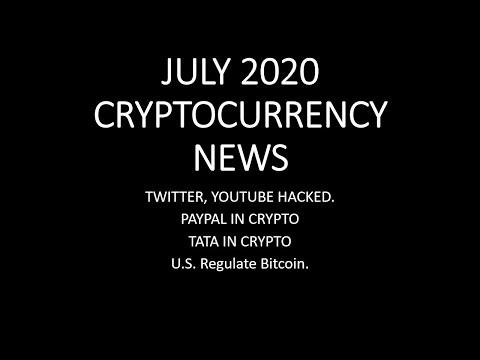 Cypto Markets updates July (Crypto-News)