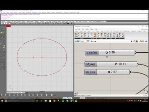 Grasshopper base tutorial - create a polycurve