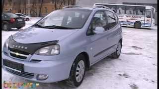 Продажа Chevrolet Rezzo 2007 года в Новокузнецке на bizovo.ru